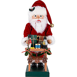 Nutcracker  -  Santa Present Table  -  47cm / 18.5 inch