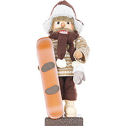 Nutcracker  -  Snowboarder  -  Limited Edition  -  45,5cm / 18 inch