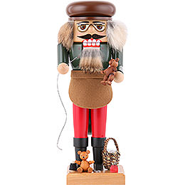 Nutcracker  -  Teddy Bear Maker  -  25cm / 9.8 inch