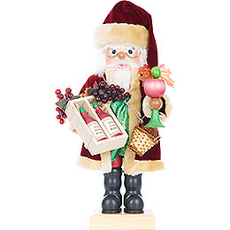 Nutcracker  -  Vine Santa  -  Limited Edition  -  46cm / 18 inch