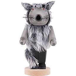 Nutcracker  -  Wolf  -  30cm / 11,5 inch