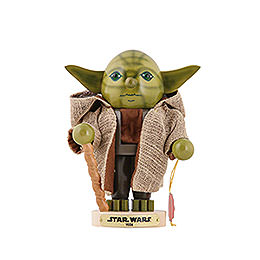 Nutcracker  -  Yoda  -  Limited Edition  -  24,5cm / 9,4 inch