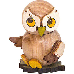 Owl Child natural  -  4cm / 1.6 inch