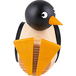 Penguin Child sitting  -  4,5cm / 1.8 inch