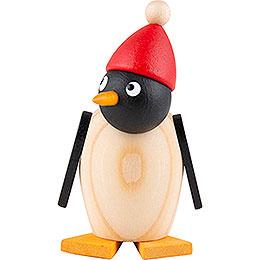 Pinguinbaby mit Mütze  -  3,5cm