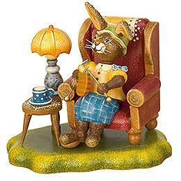 Rabbit Grandma  -  10cm / 4 inch