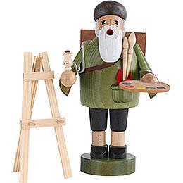 Räuchermännchen Künstler  -  18cm