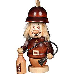 Räuchermännchen Miniwichtel Feuerwehrmann  -  15,5cm