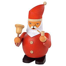 Räuchermännchen Weihnachtsmann  -  12cm