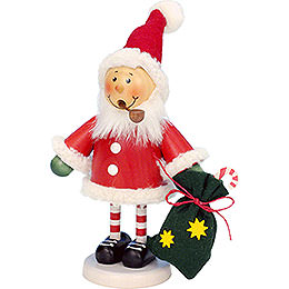 Räuchermännchen Weihnachtsmann  -  16cm