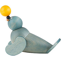 Robbinie mit gelben Ball  -  6,5cm