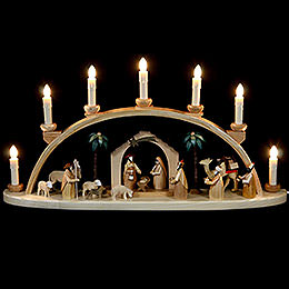 Schwibbogen  -  The Crib  -  60cm / 24 inch