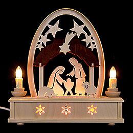 Seidel Arch Nativity Scene  -  25cm / 10 inch