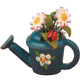 Set of Three -  Water Jug Daisy  -  4cm / 1,5 inch