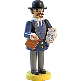 Smoker  -  Accountant  -  22cm / 8.7 inch