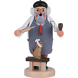 Smoker  -  Animal Doctor  -  19cm / 7 inch