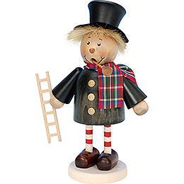 Smoker  -  Chimney Sweep  -  19cm / 7 inch