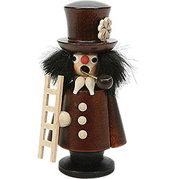 Smoker  -  Chimney Sweep Natural Colour  -  10,5cm / 4 inch
