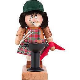 Smoker  -  Gnome BBQ Master  -  27,5cm / 10.8 inch