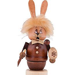 Smoker  -  Gnome Bunny (male)  -  16,5cm / 6 inch