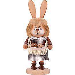 Smoker  -  Gnome Female Bunny  -  33,5cm / 13 inch