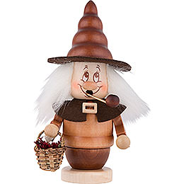 Smoker  -  Gnome  -  Herby  -  16,5cm / 6 inch