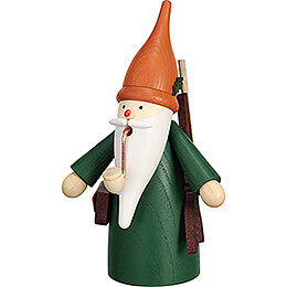 Smoker  -  Gnome Hunter  -  16cm / 6.3 inch