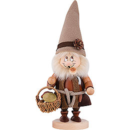 Smoker  -  Gnome Mushroom Man  -  37,0cm / 15 inch