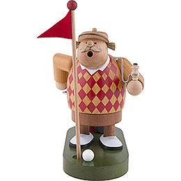 Smoker  -  Golfplayer  -  19cm / 7 inch