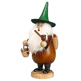 Smoker  -  Herb - Dwarf Brown  -  19cm / 7 inch