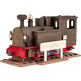 Smoker  -  Locomotive Fichtelbergbahn  -  9,5cm / 3.7 inch