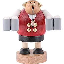 Smoker  -  Octoberfest Waiter  -  18cm / 7 inch