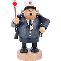 Smoker  -  Policeman  -  20cm / 8 inch