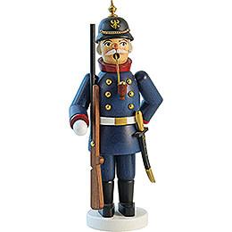 Smoker  -  Prussian  -  24cm / 9.4 inch