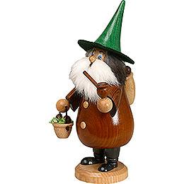 Smoker  -  Rooty - Dwarf Mushroom Foray Brown  -  19cm / 7 inch