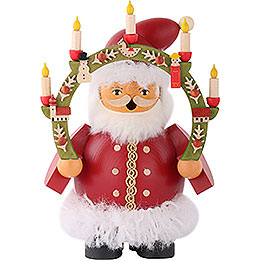 Smoker  -  Santa Claus  -  14cm / 5.5 inch
