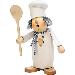 Smoker  -  Sleepy Head Chef  -  21,5cm / 8.5 inch