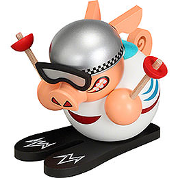 Smoker  -  Slope Rowdy  -  Ball Figure  -  9cm / 4 inch