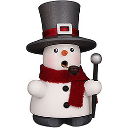 Smoker  -  Snowman  -  10,5cm / 4.1 inch