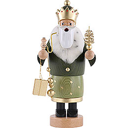 Smoker  -  The 3 Wise Men  -  Balthasar  -  22cm / 8 inch