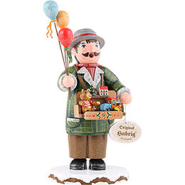 Smoker  -  Winter Children Toy Vendor  -  20cm / 7.8 inch
