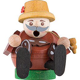 Smoker mini  -  Gingerbread Salesman  -  8cm / 3.1 inch