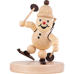 "Snowman  -  Junior ""Biathlon running""  -  8cm / 3.1 inch"