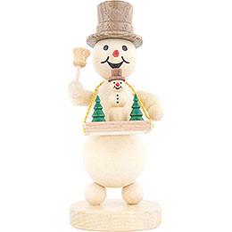 Snowman Vendor's Tray  -  12cm / 4.7 inch