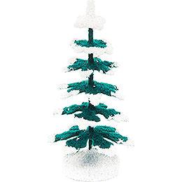 Spruce  -  Green - White  -  8cm / 3.1 inch
