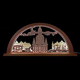Stadtlicht Dresden  -  69x32cm