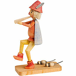 The Pied Piper of Hamelin  -  7cm / 2.8 inch