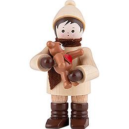 "Thiel Figurine  -  Boy ""My Friend""  -  6cm / 2.4 inch"