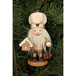 Tree Ornament  -  Confectioner Natural  -  10,8cm / 4 inch
