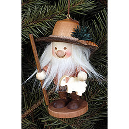 Tree Ornament  -  Herdsman Natural  -  10cm / 4 inch